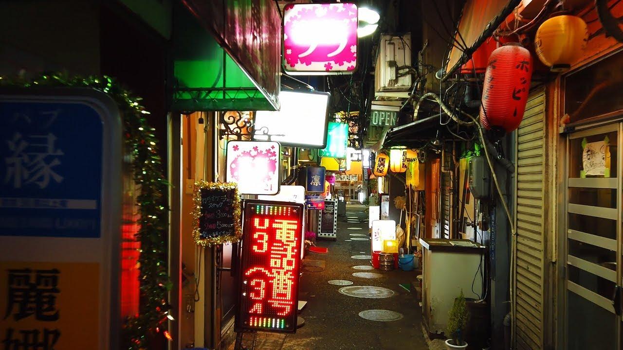 海外「日本の路地はほんと魔法みたいだね!」夜の大井町を撮影した動画に反響(海外の反応)