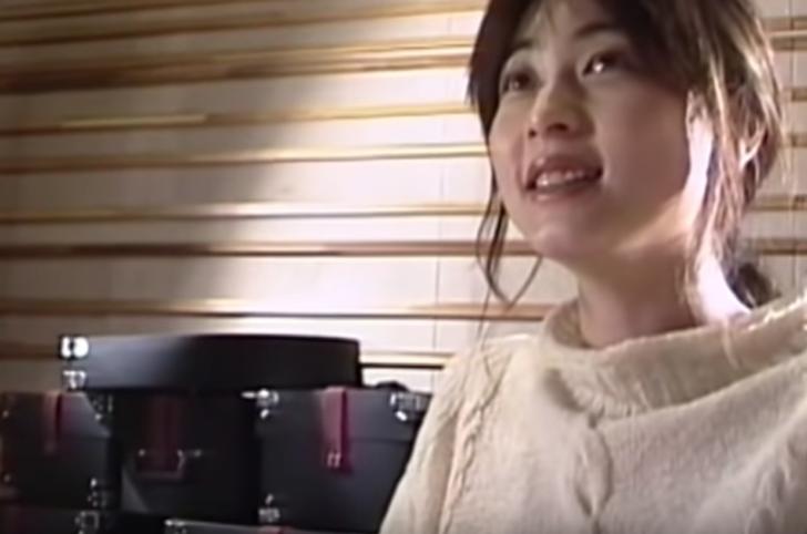 坂井泉水さんの貴重なオフショット動画が話題に(海外の反応)