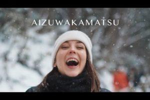 海外「コロナが落ち着いたら行きたい、日本に行くのが待ちきれない!」会津若松の旅を紹介した動画が話題に(海外の反応)
