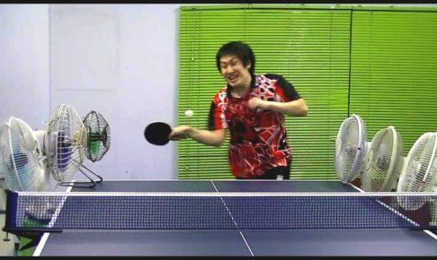 日本の卓球芸人ぴんぽんの凄技動画?が世界中で話題に(海外の反応)