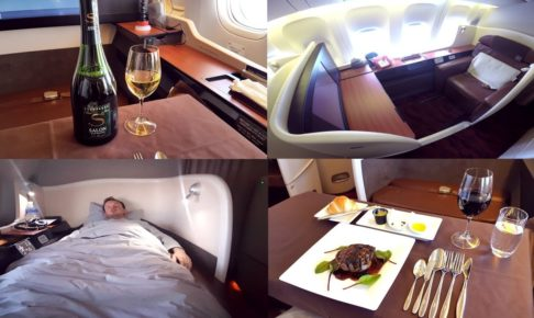 海外「JALは傑出した航空会社」JALのファーストクラスでのフライトを紹介した動画が話題に(海外の反応)